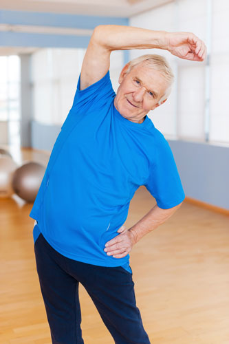 ballance and fall prevention